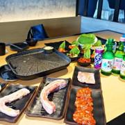 [台中美食] 蔡家韓國烤肉專門店-專人服務正宗極厚三層肉/ 超大份量套餐/ 台中韓式烤肉推薦