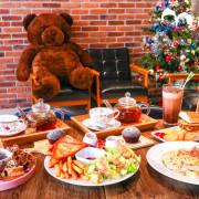 【羅東美食】Pocafes波咖啡|羅東文化工場旁咖啡簡餐早午餐 全新菜單推薦法式吐司奶油義大利麵