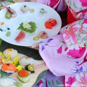 [台中 西區] 忠明路上平價日式料理『望月家』,壽司定食只要399元,還有免費提供和服體驗拍照