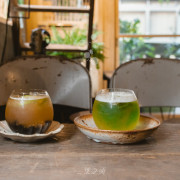 卜卜商店,台南波哥上台北一樣品質保證!赤峰街美麗老屋裡的平價手搖飲