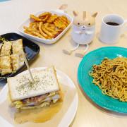 【新北新莊】初點早餐,新莊人氣早餐店,30多種口味蛋餅真難抉擇,還有咖啡紅茶無限暢飲