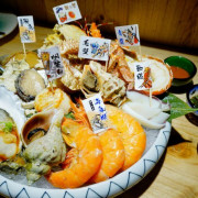 美食 台北 安東建一水產 海產專賣、手抓海鮮盤 海鮮控不能錯過,痛風也甘願!