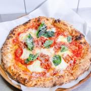 【台北捷運美食】【東門站美食】 Angel 5 Pizzeria.l厚甜有嚼勁,皮香料足