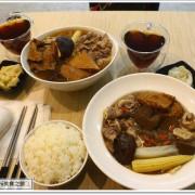 [台南安南區美食推薦]黃茶茶小廚房臭豆腐鴨血煲/綜合煲/鴨血大腸煲/隨餐附送小菜跟紅茶