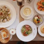Annies House義式風味餐廳|近台中西區國美館美食,餐點份量多、食材新鮮 ♥