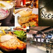 【台北信義】The Scent餐酒館 | 極推美國鹿兒島極黑豬排!松菸酒吧約會小酌推薦
