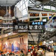 京站時尚廣場小碧潭店-京站森林食光,美食餐廳雲集