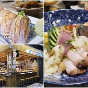 【好食分享】新竹東門市場,日本料理美食推薦,八庵魚河岸一代目,超狂的刺身、握壽司專門店