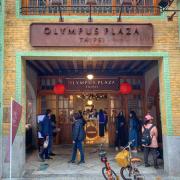 【台北。旅遊】Olympus Plaza Taipei 大稻埕旗艦店。文青必去,大稻埕迪化街必逛的網美相機館