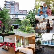 【宜蘭頭城住宿】和風時尚VILLA會館 ~ 個人獨立游泳池、專屬包廂KTV無限唱、無菜單創意料理,Villa私人小豪宅享受渡假,誰說無法出國就無不能享受Villa的舒適渡假氣氛。。
