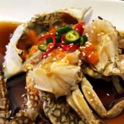 【台中西屯】蝦拼鍋韓國醬蟹屋,生食控最愛韓國生蟹來了,醬油蟹套餐,防疫期間不能出國最道地的韓國美食。