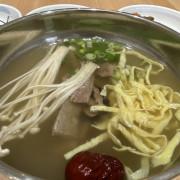 【台中 韓食】首爾宴家서울연가,很少見的韓系家庭料理。清燉牛肉大骨,韓國的印象突破!清淡也可以很好吃!