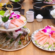 林口必吃火鍋『御鼎湯原本鍋物』~高貴不貴的盛宴海鮮百匯就在這!