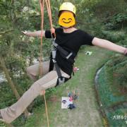 『桃園遊記』-  桃園親子體驗【藝樹人工作室】✖ 小朋友也能玩的攀樹戶外活動