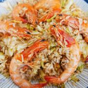 【內壢美食】元智大學附近《龍巢麵飯館》大份量蝦子炒飯必點,加飯加麵還免費! | 哪哪麻