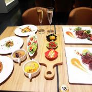 【松山美食】─蘇耐吉廚房🥦│饒河街夜市│松山捷運2號出口│平價異國創意料理│套餐320~390元