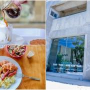桃園大園美食-1771 Studio CAFE'-獨棟絕美清水模咖啡廳/藝文展覽複合式空間/早午餐 輕食 下午茶