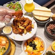 饗韓 食尚饗食 ll 台北大安 忠孝敦化韓式料理,給你創新、用心的韓式料理,網美店裡吃正統韓國炸雞,給你不同的用餐感覺,讓愛吃韓式料理的吃貨多了一個新選擇 !