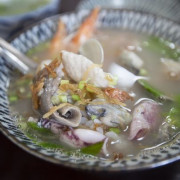 無一物清爽系海鮮餐食 - 這次換老媽報路