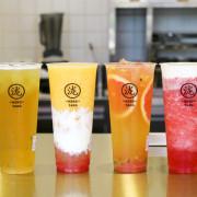 【高雄飲料推薦】黑瀧堂巨蛋店 芝芝奶蓋X集莓來了優 黃金比例鮮果茶飲
