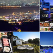 台中秘境夜景餐廳,低調隱身台中藍色公路、萬里長城步道景觀台旁,火鍋平價又實在-妮妮布魯