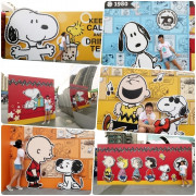 史努比Snoopy出沒台中 | 70週年巡迴特展免費入場!巨型打卡牆,超大扭蛋機、限量商品X飲品、還有夜間燈光秀,史努比鐵粉快過來!!!