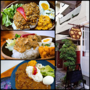 炒肉醬乾咖喱、小巷裡的香料味~帕布咖喱 Paprika