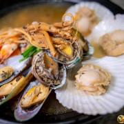 【新店美食】「輪流請客」海鮮人蔘雞鍋帝王級料理好料滿滿,時尚創意韓式料理與特調飲料精彩上桌