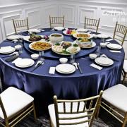 台中婚宴會館多一家!就在火車站旁~天圓地方儷軒會館大小廳都有,一桌也能坐優雅包廂 - 棉花糖的天空