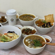 台北美食-北門站/台北車站