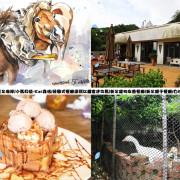 【食】新北三芝北海岸/小馬貝菈-Ezi森活/莊園式餐廳還可以餵食迷你馬/新北寵物友善餐廳/新北親子餐廳/白沙灣附近就可到!