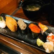 美食【台北市。林居sushi日本料理】小資日本料理店|大安區日式料理|附完整MENU