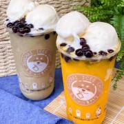 【豆柴冰沙專門店】超佛心銅板冰店|中壢火車站美食