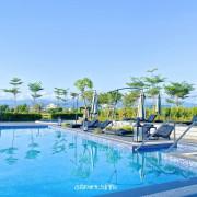 藏闊渡假會館 || 超美戶外泳池民宿・瞬間飛往度假島嶼!宜蘭合法民宿推薦