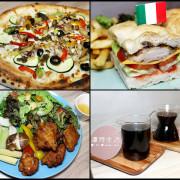 【內湖咖啡廳】漫時生活~外層酥脆內軟Q的義式手工pizza,自家烘培豆,不收服務費,還有提供空間出租!