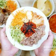 台中美食 │ 樂花涼麵.飯 etc. 泰式、韓式、台式、中式特色涼麵 還有麻婆豆腐跟日式咖哩飯 多國風味一次滿足