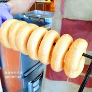 台中美食 │ 呼嚕呼嚕小米甜甜圈 逢甲店 獨創小米製成甜甜圈Q度更升一級 買回家當早餐也很棒
