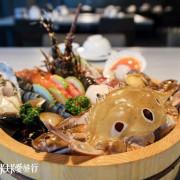 羅東美食|酒極燒鍋|羅東林場火鍋推薦 麻辣鍋牛奶鍋 海鮮盆龍蝦三點蟹安格斯牛小排