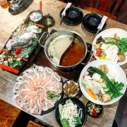 New Taipei, Taiwan 李白湯 鴛鴦鍋/ 永和樂華夜市新開幕的鴛鴦火鍋,天然藥膳白鍋的招牌李白豚骨湯和充滿川味花椒辣椒🌶️的老四川味麻辣湯👏全身都暖了起來🥰