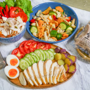 低脂健康好吃軟嫩舒肥雞胸肉,首間大量批發 餘元堂 舒肥雞胸肉、減脂美食 - 跟著尼力吃喝玩樂&親子生活