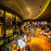 【2020高雄酒吧地圖】GIRAR bar & restaurant 體驗禁酒令時期喝酒的神秘感