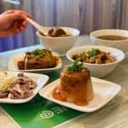 『雲林崙背 李排骨酥』崙背傳統早餐 招牌米糕搭配碗排骨酥湯