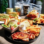 | 高雄美食 |平價早午餐品項豐富多樣/升級套餐吃更飽/簡單吃瑞祥店