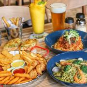 網美系平價義式餐廳新開幕!義大利麵、燉飯只要128元起,免收服務費,還附飲料請你喝