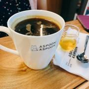 【Aspoon 阿本紅蔘咖啡館】韓國紅蔘咖啡~新莊宏匯廣場店/捷運A4新莊副都心站/韓國紅蔘咖啡/咖啡蛋糕定食