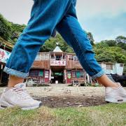 新竹旅遊景點/尖石李棟山莊,登山友們駐足的回憶過往,共享老兵永垂不朽的精神 - Ann‧榜哥‧生活事務所