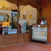 【南京復興美食】喫茶小豆 日系咖啡館 和可愛柴柴來一場日式下午茶吧~