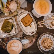 南京復興站附近新開幕喫茶小豆kissa AZUKi咖啡廳,闖入「日治時期時空旅行」- 微笑娃生活旅行