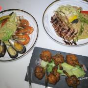 [捷運雙連站餐酒館推薦] Leone Restaurant & Bar~台式地中海餐酒館,秒飛聖托里尼