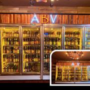 【美食】台北東區美式料理推薦—ABV美式餐酒館 ABV Bar&Kitchen世界精釀啤酒餐廳,網羅了全美特色料理~還有上千種沒喝過的啤酒!